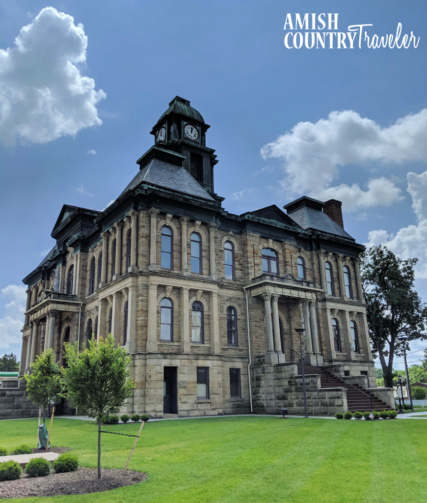 Planning a trip to Amish Country, Ohio - Millersburg, Ohio is the county seat of Holmes County and can serve as a nice base for exploring the surrounding Amish communities.