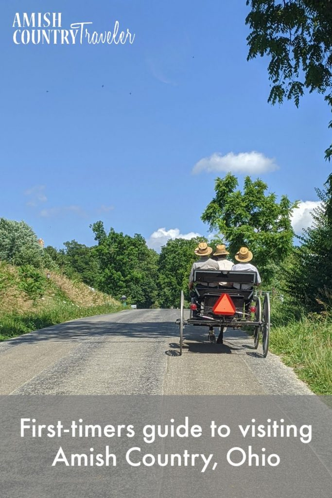 Planning a trip to Amish Country, Ohio - Guide for those planning their first trip to Holmes County, Ohio and surrounding areas.  Things to consider before visiting the world's largest Amish settlement.