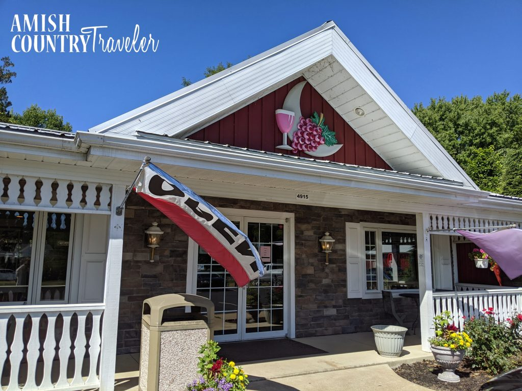 Silver Moon Winery- Dover, Ohio- Best Wineries of Amish Country, Ohio - Things to do in Amish Country, Ohio