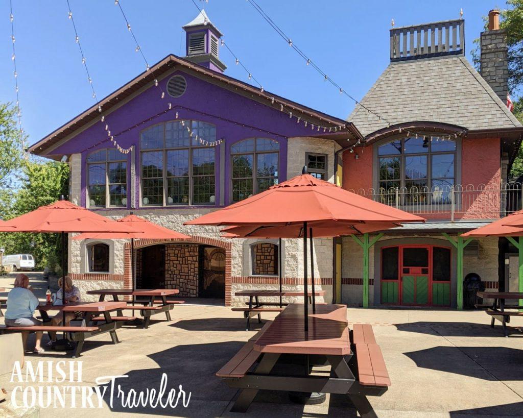 Breitenbach Winery - near Sugarcreek, Ohio - Best wineries in Amish Country, Ohio -