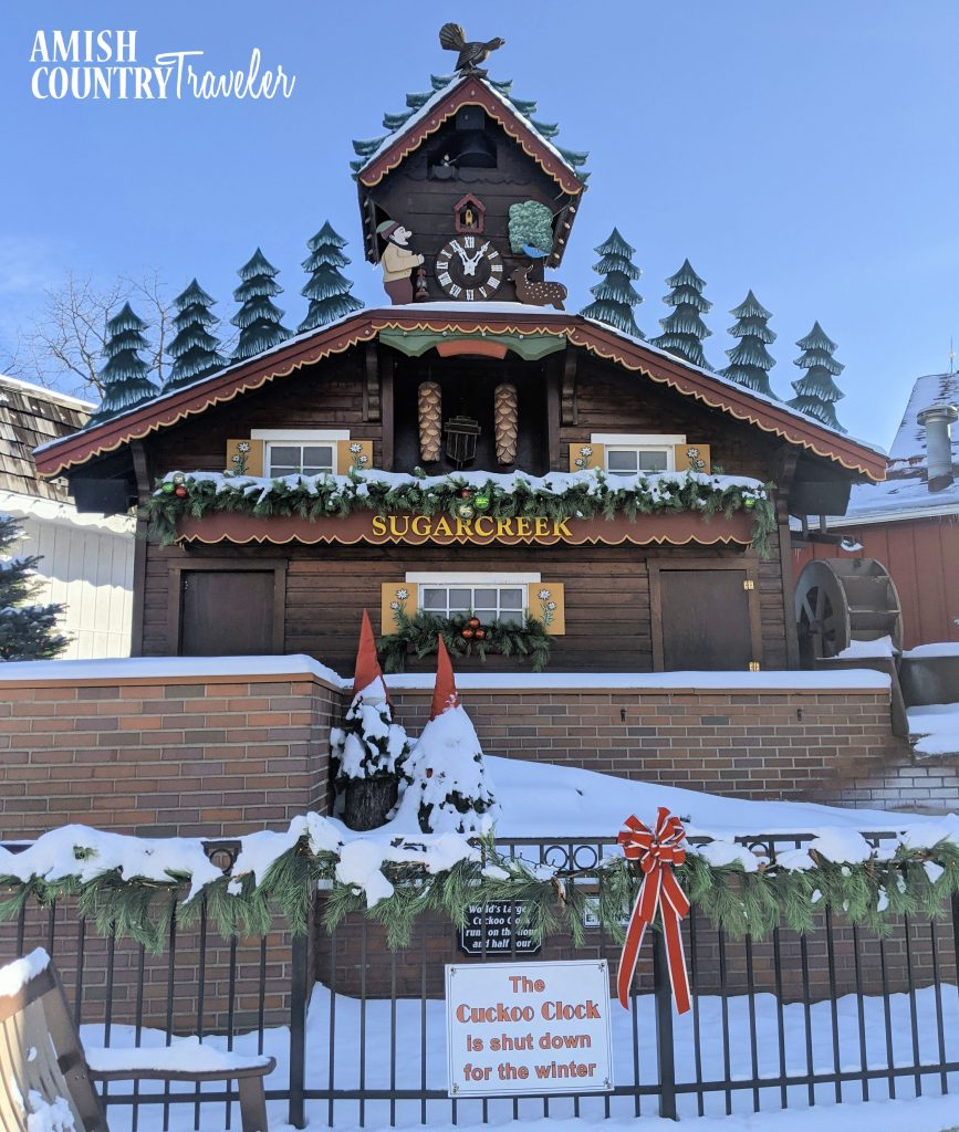 Things to do in Amish Country, Ohio with kids - Things to do in Sugarcreek, Ohio - World's Largest Cuckoo Clock