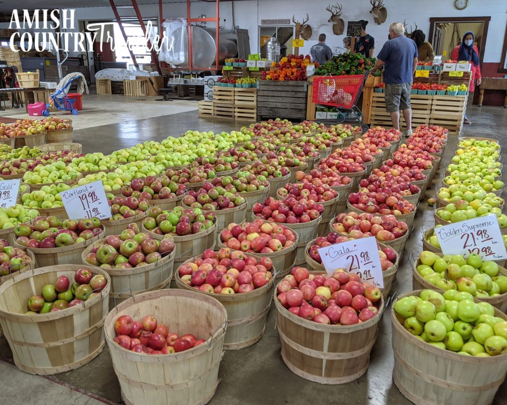 Things to do in Amish Country during fall - Hillcrest Orchard, things to do in Amish Country in fall,