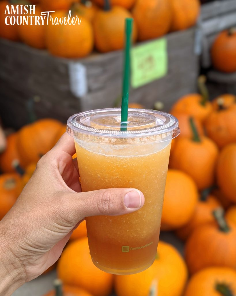 Things to do in Amish Country during fall- visit Hillcrest Orchard
