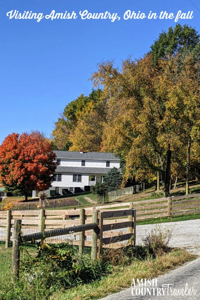 Things to do in Amish Country during fall. Fall in Amish Country
